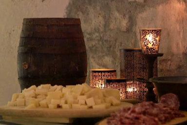 Cucina: i formaggi irpini
