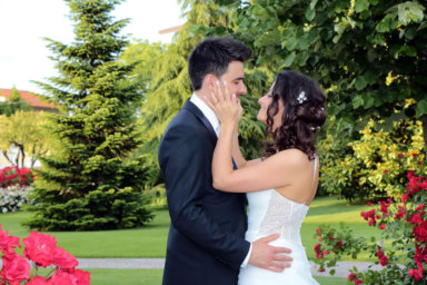 Matrimonio a Villa Orsini, il video