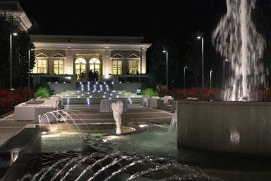 La villa residenza degli Orsini