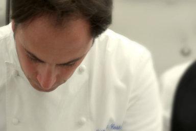 Lo chef Nino Di Costanzo a Villa Orsini