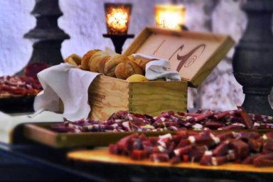 Cantina Limpidia: degustazione enogastronomica