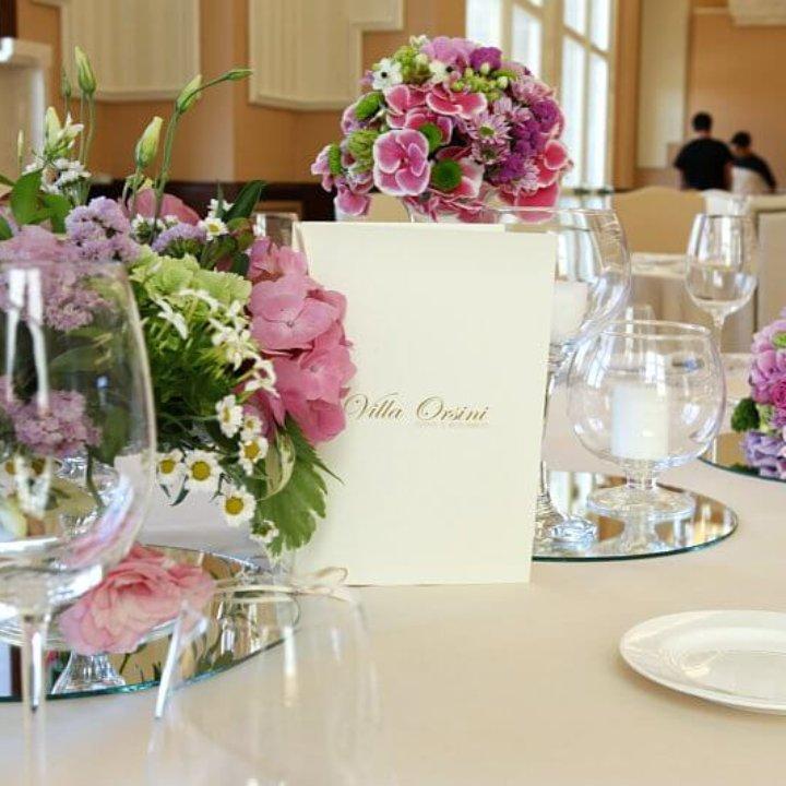 Organizzare il matrimonio perfetto con Villa Orsini