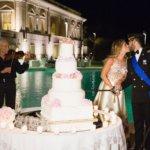 Il matrimonio militare a Villa Orsini