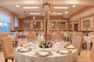 La magia della storia per le tue nozze nella sala Cavalieri
