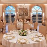 Il fascino della luce naturale per le tue nozze nella Sala Dorotea