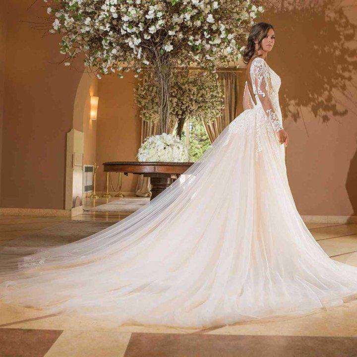 Gli abiti da sposa invernali