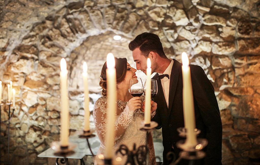 ricevimento di nozze