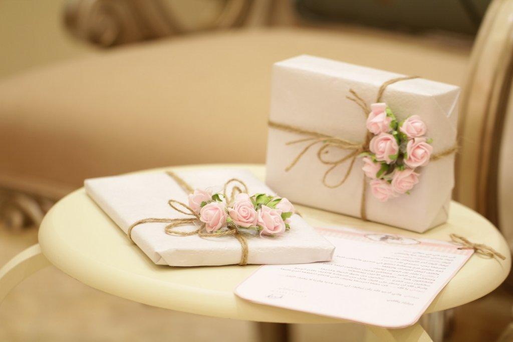 regalo per i testimoni