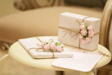 Il regalo per i testimoni di nozze