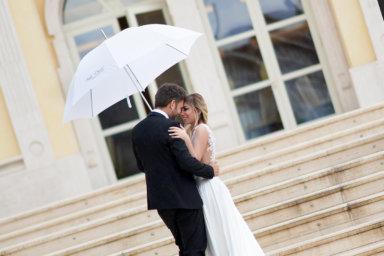 Matrimonio sotto la pioggia, perché è incredibilmente romantico
