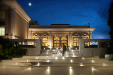 Organizzare un matrimonio romantico a Villa Orsini