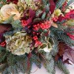 Il bouquet da sposa invernale
