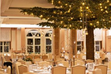 Matrimonio a tema oro, la scelta perfetta a Natale!
